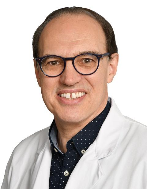 Prof Daniel Teta